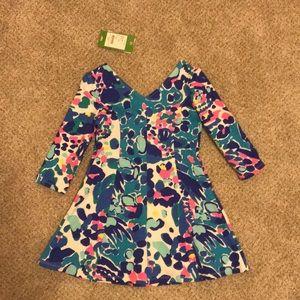 NWT Lilly Pulitzer Girls Dress